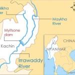 Costruttore di dighe cinese in Birmania taglia gli aiuti alimentari alle famiglie che protestano