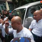 BIRMANIA: Cinque monaci buddisti sono stati rilasciati dopo essere stati incarcerati illegalmente e obbligati a smonacarsi