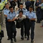 CINA-Hong Kong, in 500 mila in piazza per il suffragio universale. Arrestati 511 studenti