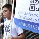 MACAO-CINA. Bloccato il referendum sulla democrazia. La polizia ferma cinque attivisti