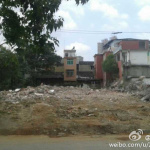 Cina, il governo demolisce altre due chiese cattoliche