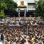 Hong Kong, al via il grande sciopero degli studenti per la democrazia