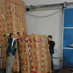 La Forestale sequestra 5 tonnellate di cibo cinese destinato all'Abruzzo