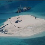 La Cina costruisce isole artificiali per soddisfare la sua brama di  potere e di denaro.Disastro ambientale(Video BBC)