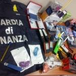 Sequestrati alla stazione 4.500 prodotti non sicuri importati dalla Cina
