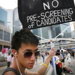 Hong Kong, il primo round di colloqui si chiude con un nulla di fatto