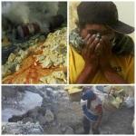 Dall'Indonesia alla Cina: lo zolfo dei dannati della miniera di KUWA-IJEN (Video)