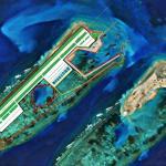 Pechino costruisce nuova isola con pista aerea in mare