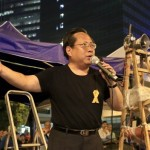 Gli studenti di Hong Kong hanno superato di molto la vecchia guardia democratica