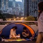 Rivoluzione degli ombrelli, vietato l'accesso a uno studente in Cina continentale