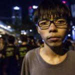 Occupy Central, arrestato leader degli studenti
