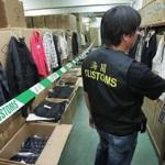 Il 90% del Made in Italy taroccato è cinese