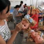 """INAIL. INSICUREZZA, DISCRIMINAZIONE, SFRUTTAMENTO, la dura realtà dei giocattoli """"Made in China"""""""