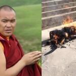 Cina, auto immolazione di un monaco tibetano. Terzo orribile sacrificio in pochi giorni
