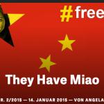 Storia di Miao, sparita in Cina, e della giornalista che la cerca