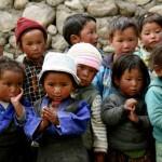 Sud Nepal, il 50 percento dei bambini soffre di malnutrizione.