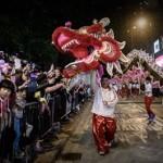 Il rosso nel capodanno cinese non è una tradizione, ma un'alterazione comunista