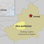 CINA-XINJIANG, 17 morti durante scontri tra Uighuri e Polizia