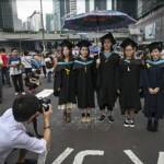 Cresce la resistenza degli studenti di Hong Kong al comunismo