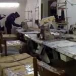 Boscoreale: maxi blitz dell'Ispettorato del Lavoro negli opifici cinesi
