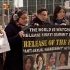 Cina respinge suppliche internazionali per liberare le cinque femminis...