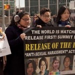 Cina respinge suppliche internazionali per liberare le cinque femministe arrestate prima dell'8 Marzo.