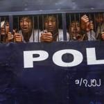 Myanmar : 70 studenti arrestati  per aver chiesto una degna istruzione.