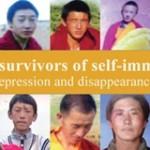 Rapporto ICT su 20 casi di sopravvissuti tibetani all'autoimmolazione con il fuoco