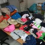 La Spezia-Sarzana, maxi sequestro materiale contraffatto