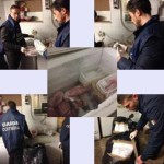 Sequestrati 150 chili di pesce nei ristoranti cinesi