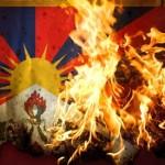 Monaca tibetana si da fuoco in segno di protesta per la politica di repressione cinese