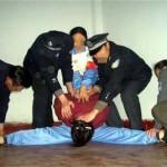 CINA-Heilongjiang : donna torturata brutalmente e più volte in un campo di lavoro forzato.
