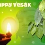 Vesak la nascita del Buddha: Auguri a tutti i buddisti