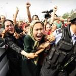 6° anniversario della repressione degli uiguri in Cina (Video rivolta estate 2009)