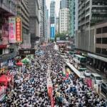 I cattolici di Hong Kong si uniscono alla marcia per chiedere un vero suffragio universale