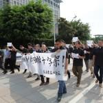 CINA-Wenzhou, anche la Chiesa non ufficiale contro le demolizioni. La diocesi in digiuno