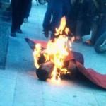 CINA-Qinghai, monaco tibetano si dà fuoco: è la sesta auto-immolazione dall'inizio dell'anno