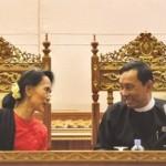Aung San Suu Kyi e Shwe Mann alleati contro i militari