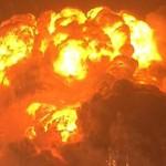 Cina: esplosione ad impianto chimico Shandong, 9 feriti.[VIDEO]