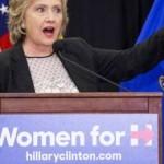 Hillary Clinton contro Xi Jinping: 'Senza vergogna'.