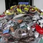 Contraffazione: Confesercenti-Ref, pezzi sequestrati +47,7% tra 2008 e 13 (2)