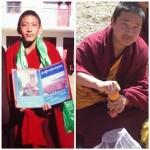 TIBET – CINA. Chiedevano libertà religiosa e il ritorno del Dalai Lama. Arrestati due monaci tibetani