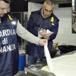 VERONA: sequestrati 15 quintali di tofu al sorbato di potassio in un opificio cinese.