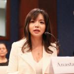 Miss Mondo Canada torna a difendere i diritti umani