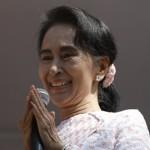 Il partito al governo in Birmania ammette la sconfitta al voto, vittoria per Aung San Suu Kyi