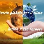 Roma: marcia Globale per il Clima. La Laogai Research Foundation Italia ONLUS sarà presente