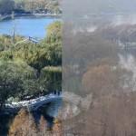 Airpocalypse. La Cina soffoca di nuovo in una cappa di smog: le città prima e dopo