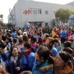 In Cina tornano le lotte dei lavoratori