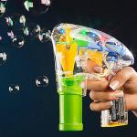 Batteri nocivi nelle bolle di sapone cinesi
