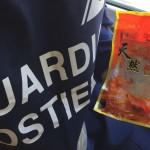 Meduse al posto di germogli di soia, scatta maxi-sequestro di prodotti dalla Cina
